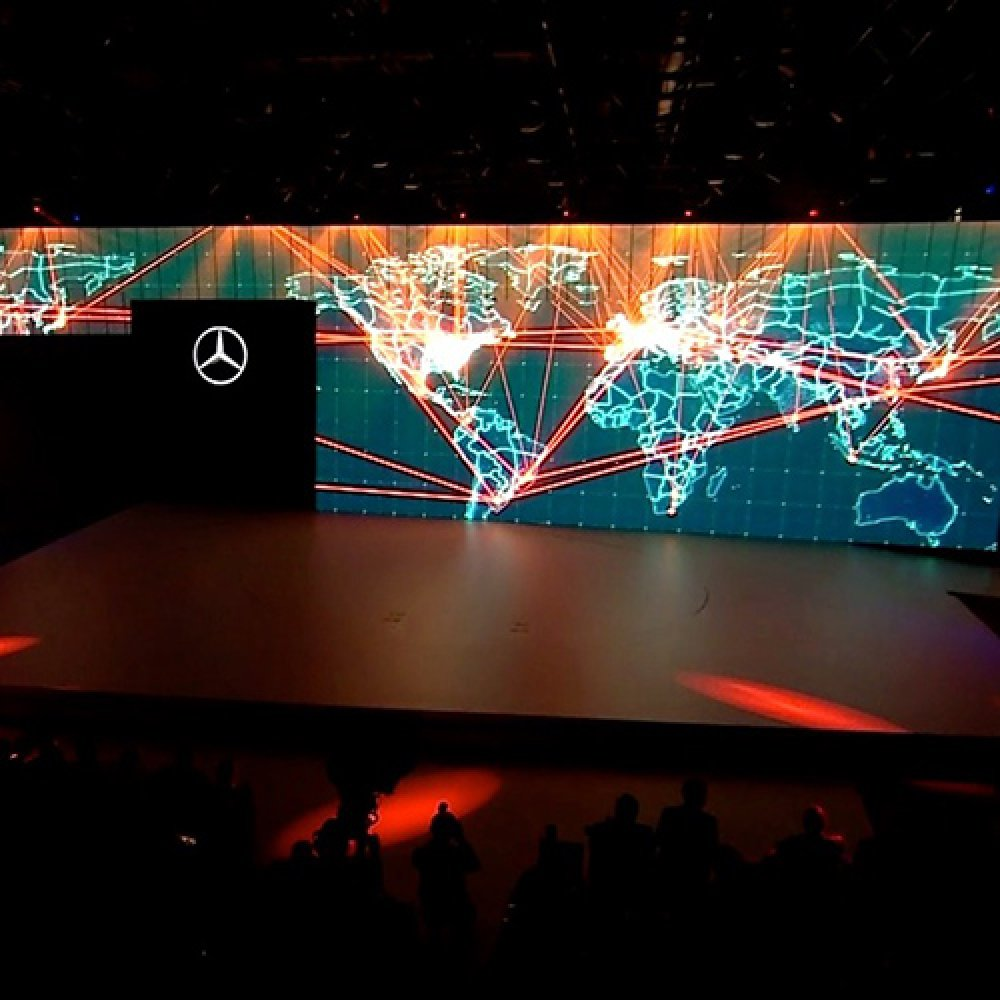 Daimler at IAA // Commercial Vehicles